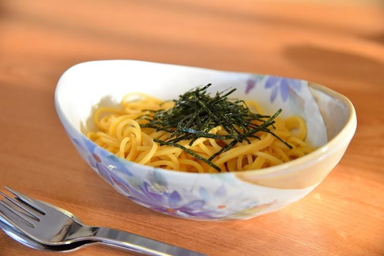 ソース~ウニのスパゲッティ