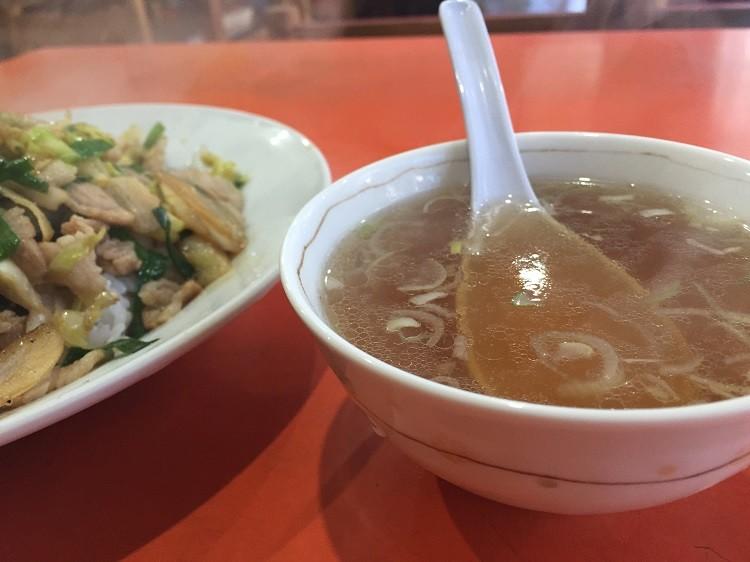 スープ@中華料理天山