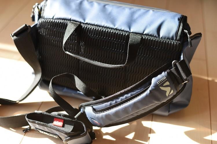 Nikon×MILLET ACTIVE MESSENGER BAG  Ⅱ背面