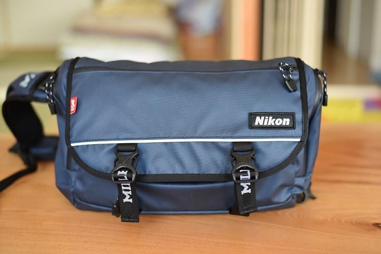 Nikon×MILLET ACTIVE MESSENGER BAG Ⅱ