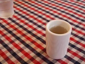 昆布茶@Pasta Corta