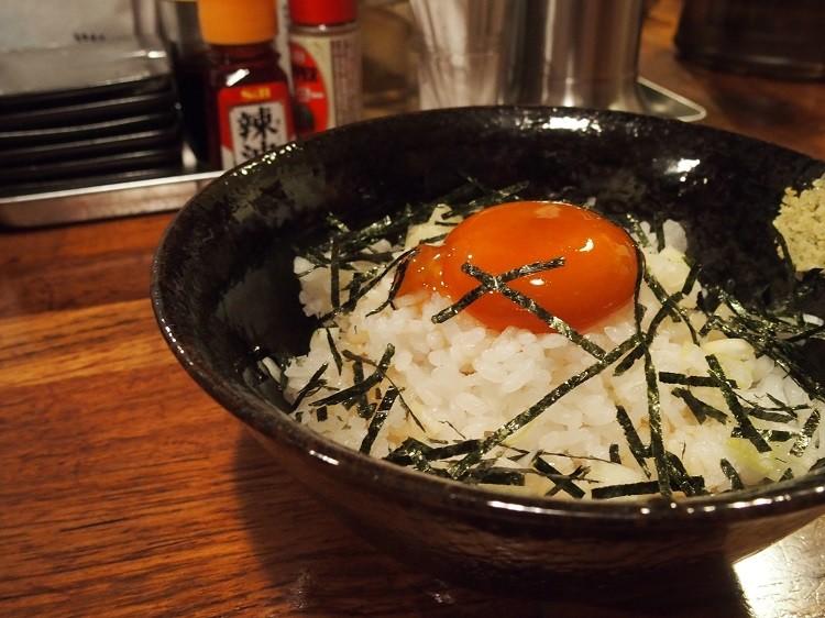 金のしずく丼@麺屋夢鶴