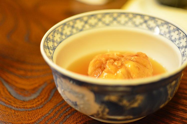 茶巾豆腐@錦和
