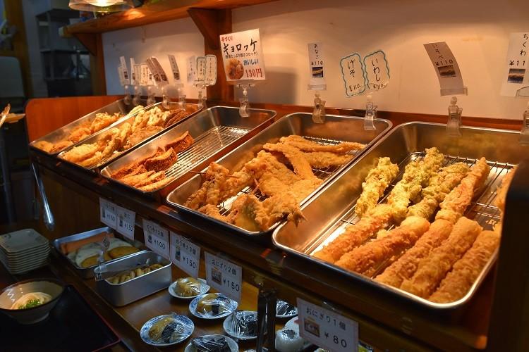 サイドメニュー@池上製麺所