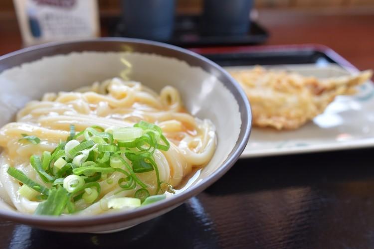 釜たまうどん@池上製麺所