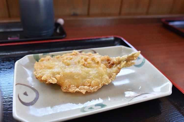 いわし天@池上製麺所