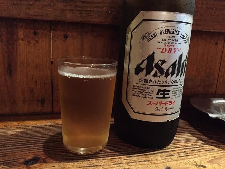 瓶ビール@関羽