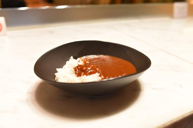 夕食2@JALサクララウンジ