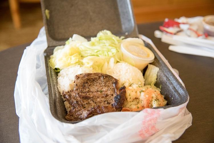 Half Steak&Shrimp@Champion's Steak&Seafood