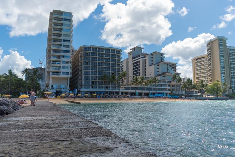 Waikiki Beach-1
