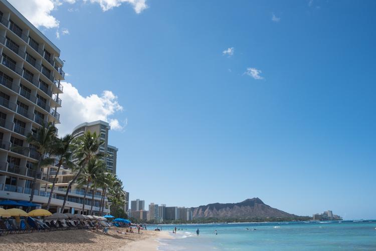 Waikiki Beach-2
