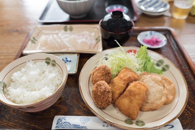 魚ごころ定食@魚ごころ