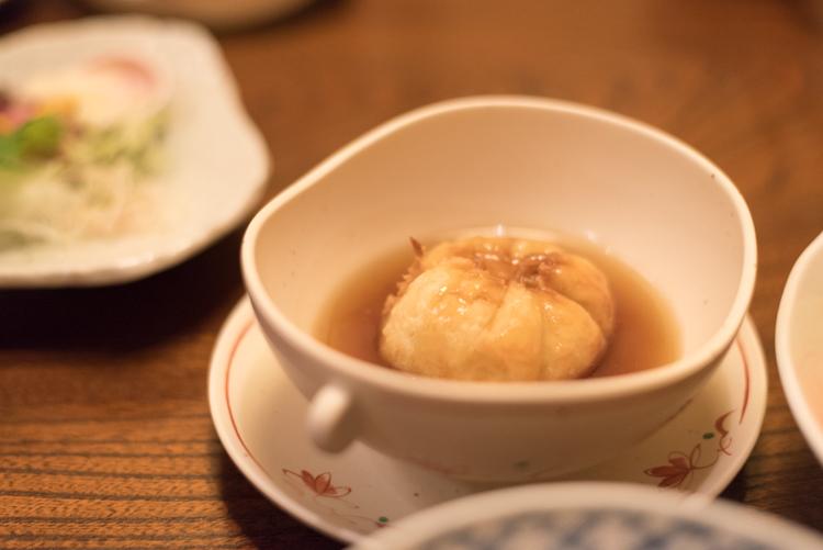 茶巾豆腐@おもてなし料理錦和