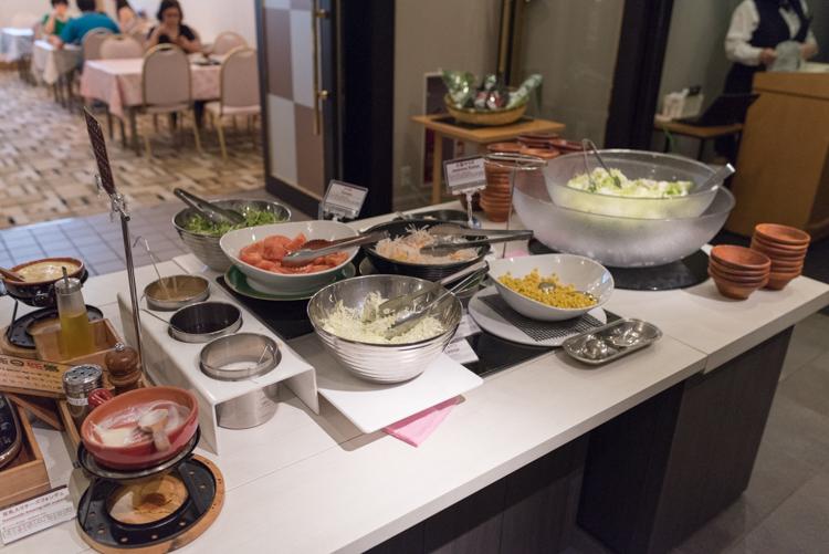 朝食ビュッフェ@三井ガーデンホテル京都四条-3