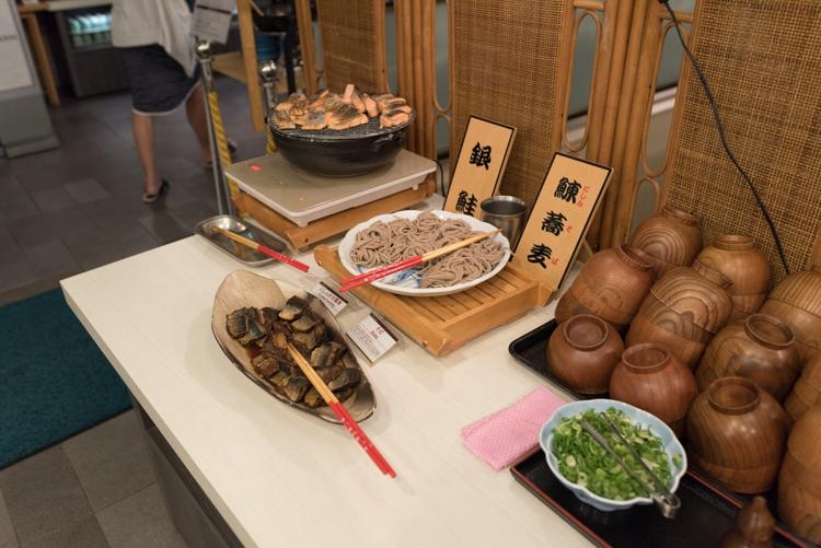 朝食ビュッフェ@三井ガーデンホテル京都四条-5