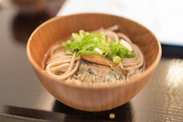 鰊蕎麦@三井ガーデンホテル京都四条