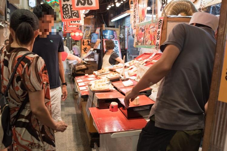 魚力@錦市場-2