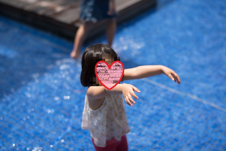 娘の様子@京都水族館-5
