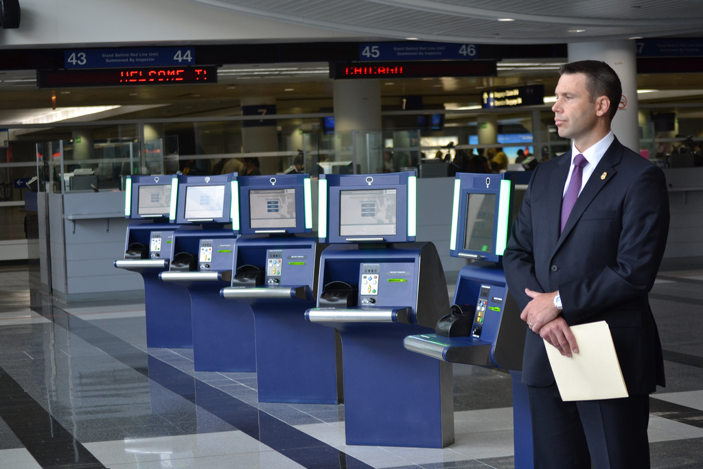 Automated Passport Control