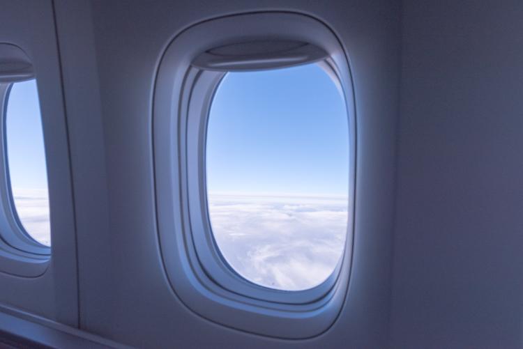 機上からの景色@NH178