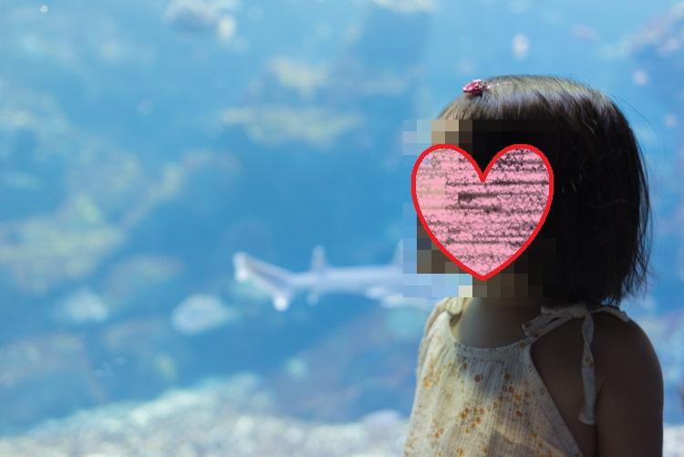 娘の様子@京都水族館-2