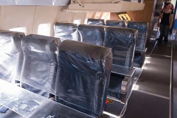 AIR FORCE ONE@航空博物館-6