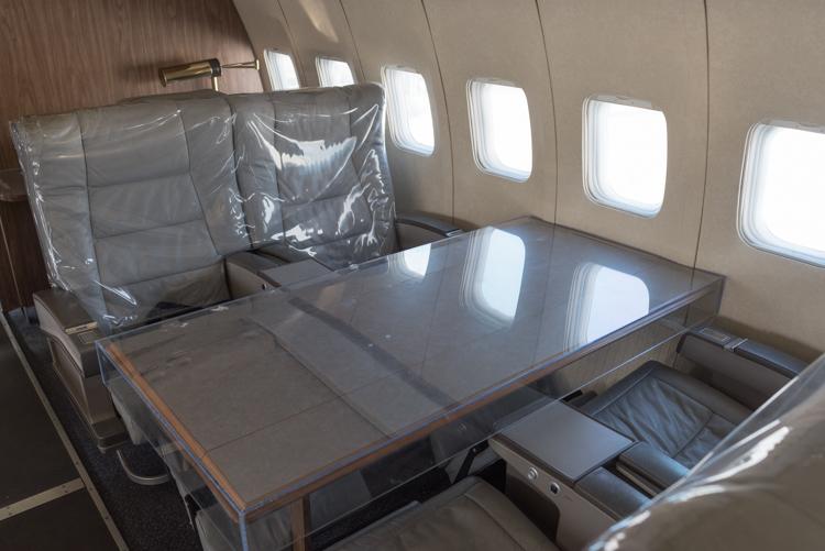 AIR FORCE ONE@航空博物館-7