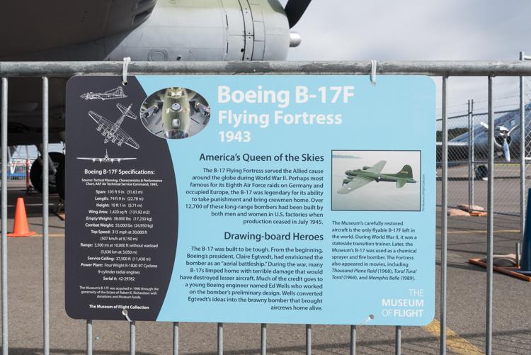 B-17F@航空博物館-2