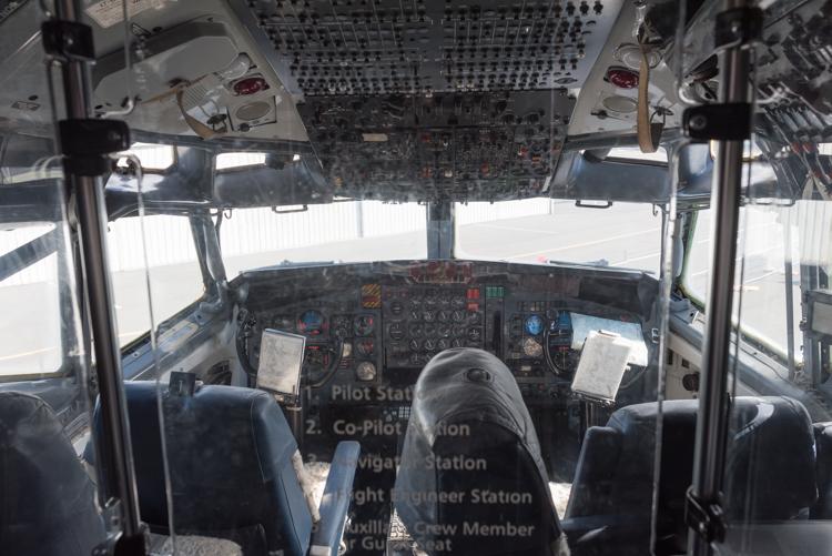 AIR FORCE ONE@航空博物館-10