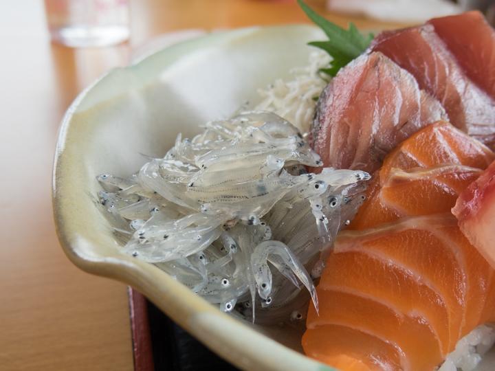 特製海鮮丼-2@安芸しらす食堂