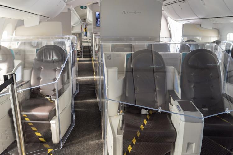 B787 Dreamliner@航空博物館-7