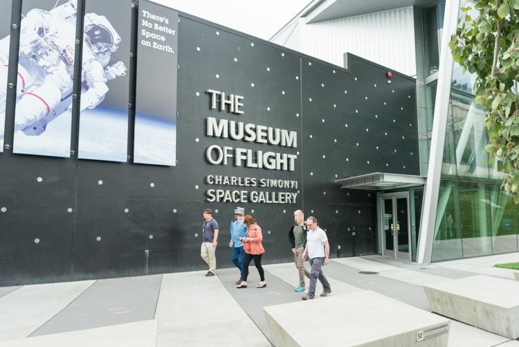 到着-1@航空博物館