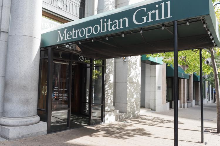 外観-2@Metropolitan Grill
