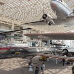 Lockheed M-21 Blackbird@航空博物館