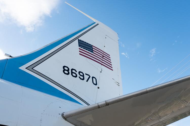 AIR FORCE ONE@航空博物館-5