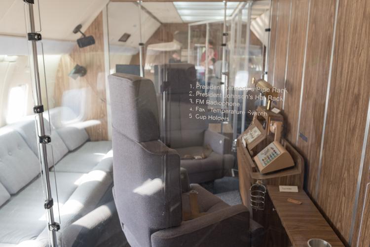 AIR FORCE ONE@航空博物館-9