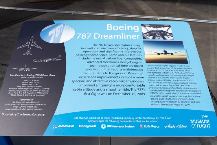 B787 Dreamliner@航空博物館-3