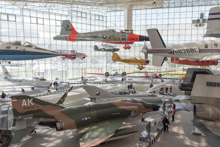 McDonnell F-4C (F-110A) Phantom II@航空博物館