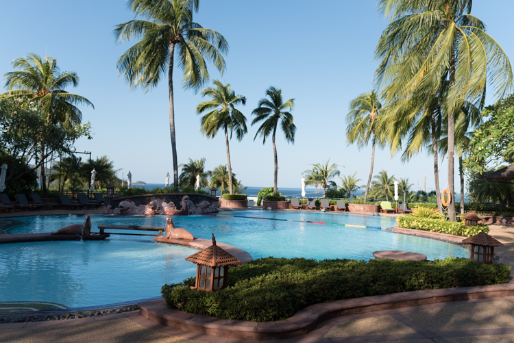 プール@Diamond Cliff Resort & Spa-2