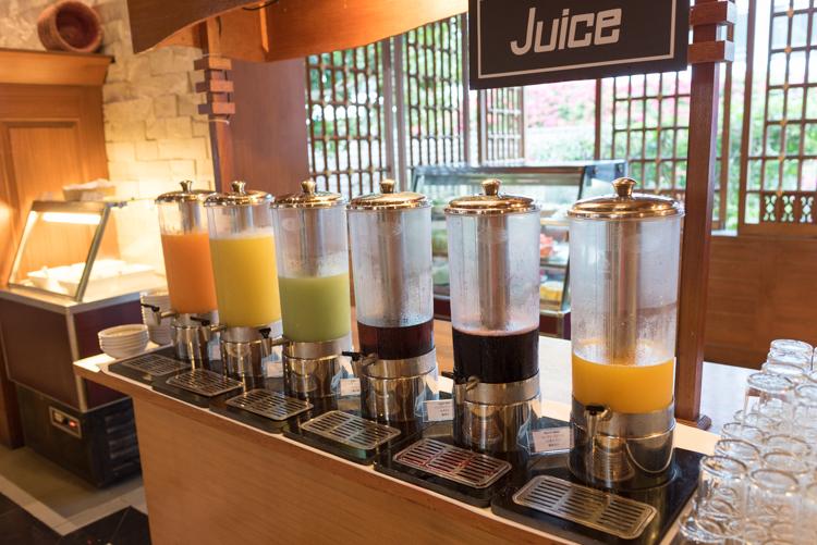 朝食ビュッフェ@Ocean View Coffee Shop-2