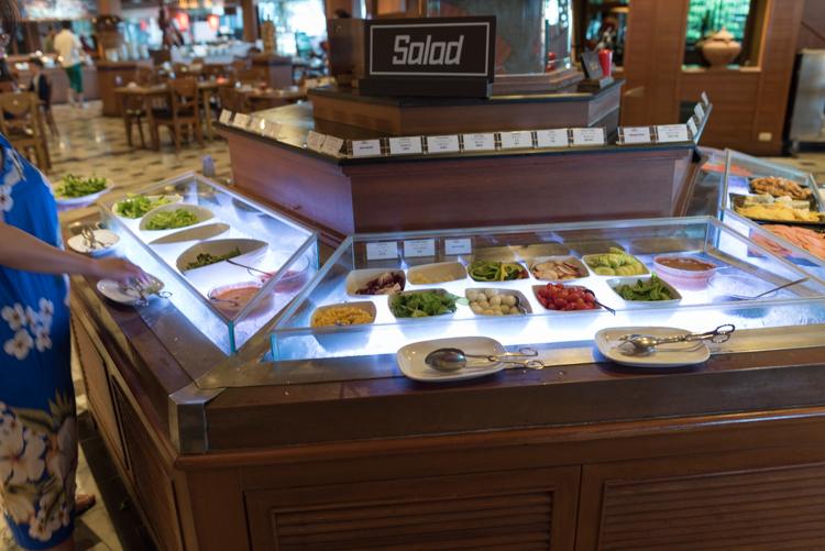朝食ビュッフェ@Ocean View Coffee Shop-3