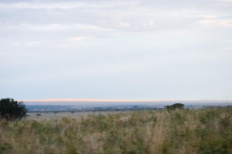 マサイマラの風景-1
