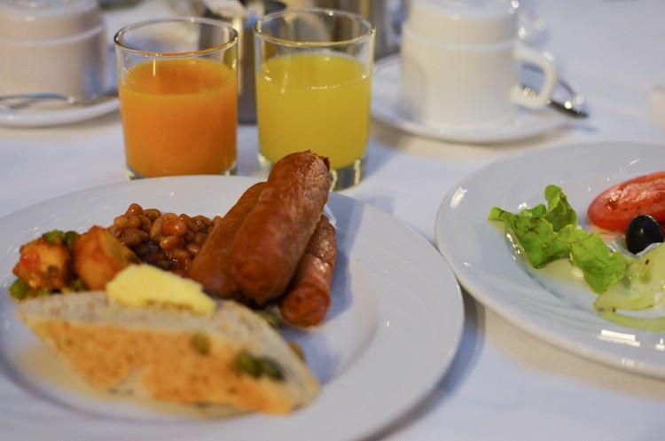 朝食@ライコリージェンシー-1