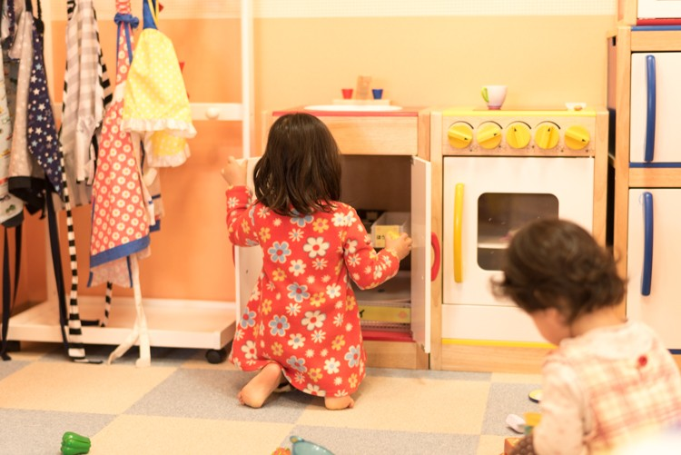 2歳の愛娘@おもちゃ王国-1
