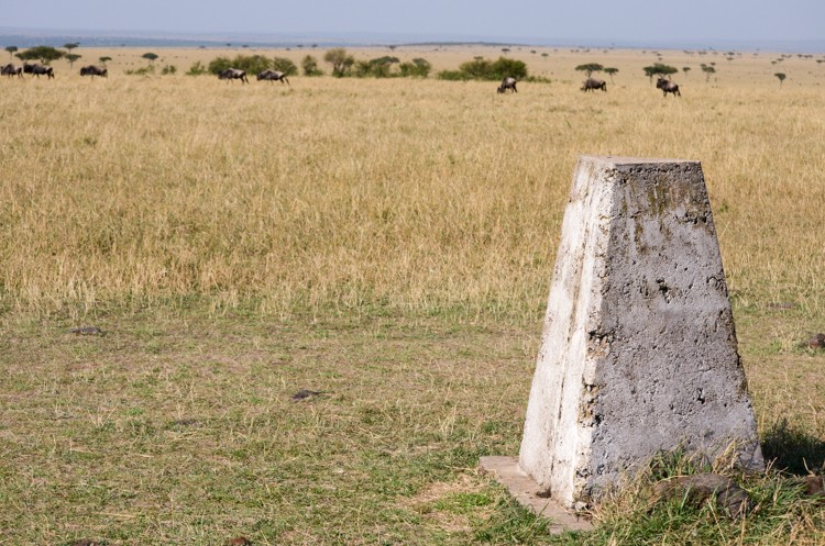 ケニア=タンザニア国境-1