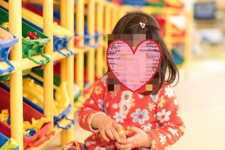 2歳の愛娘@おもちゃ王国-3