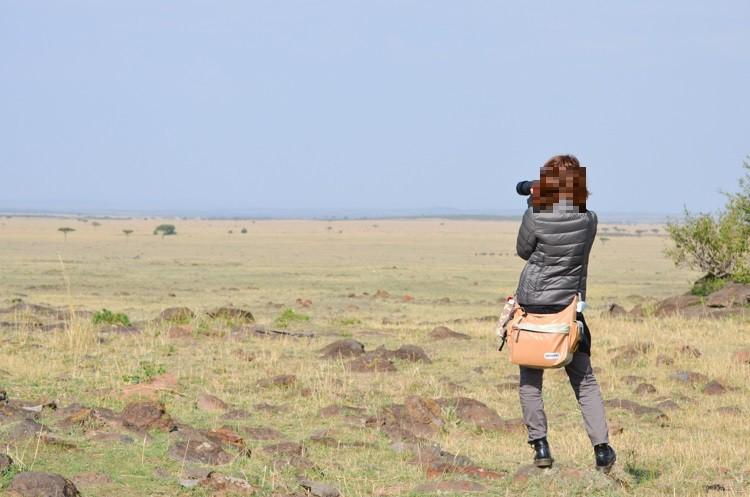 マサイマラの風景-5