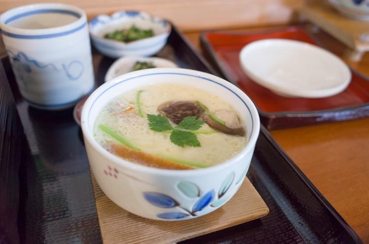 茶碗蒸し@かね春-1