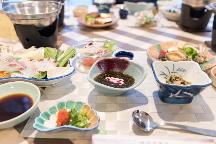 夕食@備前屋甲子-1