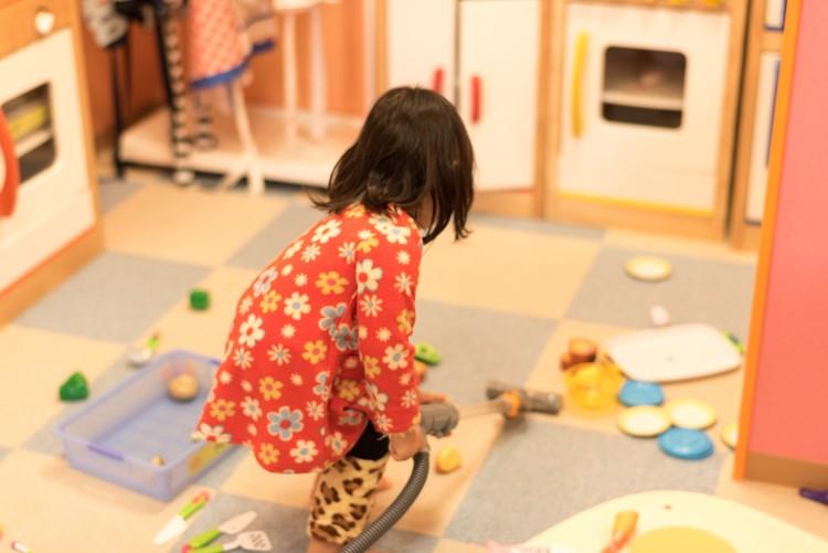 2歳の愛娘@おもちゃ王国-2